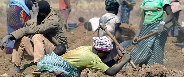 EU to stop trade in conflict minerals