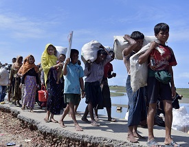 EU reinforces human rights- related sanctions against Myanmar/Burma