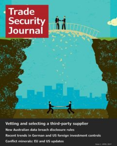 Trade Security Journal Issue 1