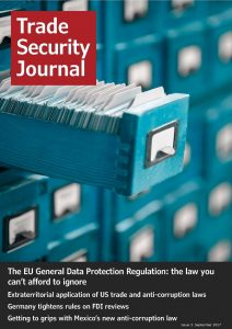 TRADE SECURITY JOURNAL ISSUE 3