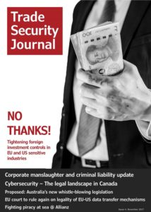 TRADE SECURITY JOURNAL ISSUE 4