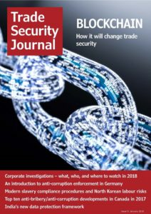 TRADE SECURITY JOURNAL ISSUE 5