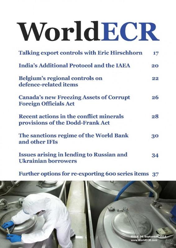 WorldECR issue 34 700px