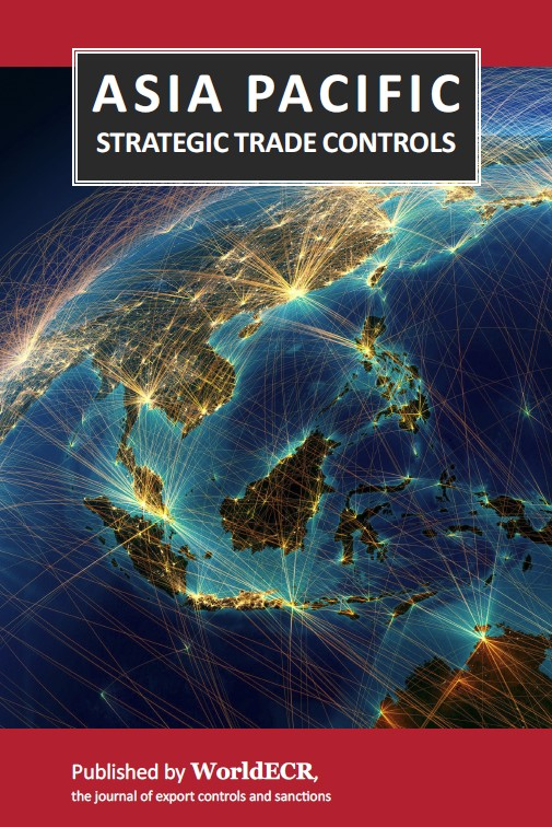 Asia Pacific Strategic Trade Controls