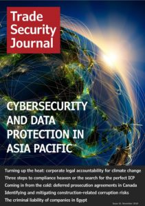Trade Security Journal issue 10