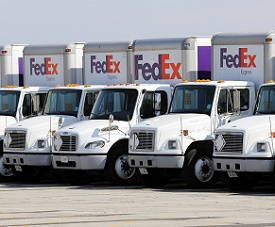 FedEx sues Commerce, saying: 'We're not a law enforcement agency'