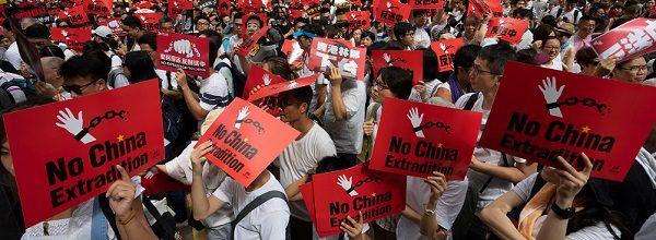 US senators urge Hong Kong export controls