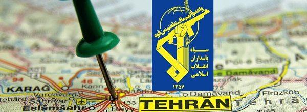 USA designates Islamic Revolutionary Guard Corps a foreign terrorist group