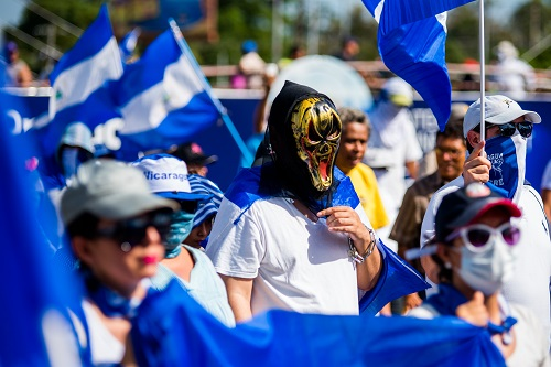 Canada imposes Nicaragua sanctions