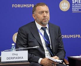 Oleg Deripaska sues OFAC and Mnuchin