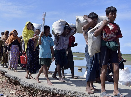 US House of Representatives calls for Burma sanctions
