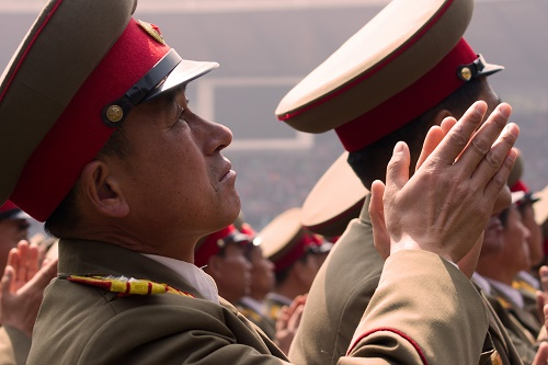 shutterstock_134659733 north korean generals