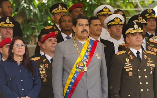 Venezuela sanctions – America 'will act' if Maduro passes new constitutional assembly