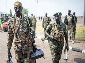 South Sudan: 'Taken' by kleptocrats and speculators, says report